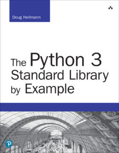 cover for The Python 3 Standard Library by Example